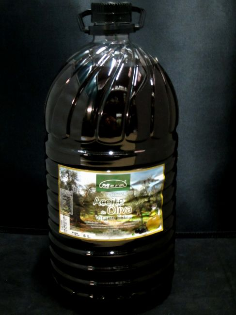 EXTRA VIRGIN OLIVE OIL P.E.T. (5 l) - 17005