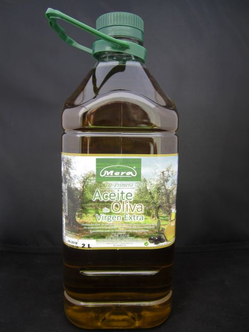 EXTRA VIRGIN OLIVE OIL P.E.T. (2 l) - 17010