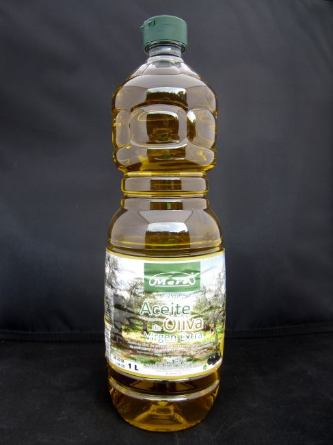 EXTRA VIRGIN OLIVE OIL P.E.T. (1 l) - 17015