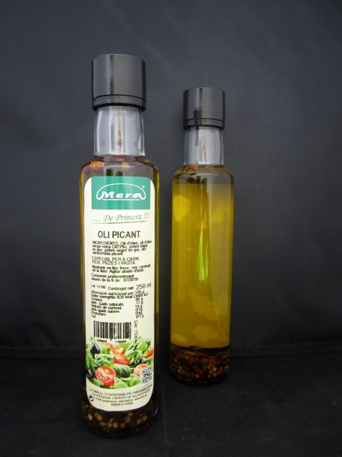 EXTRA SPICY OIL VINAIGRETTE (250 ml) - 17035