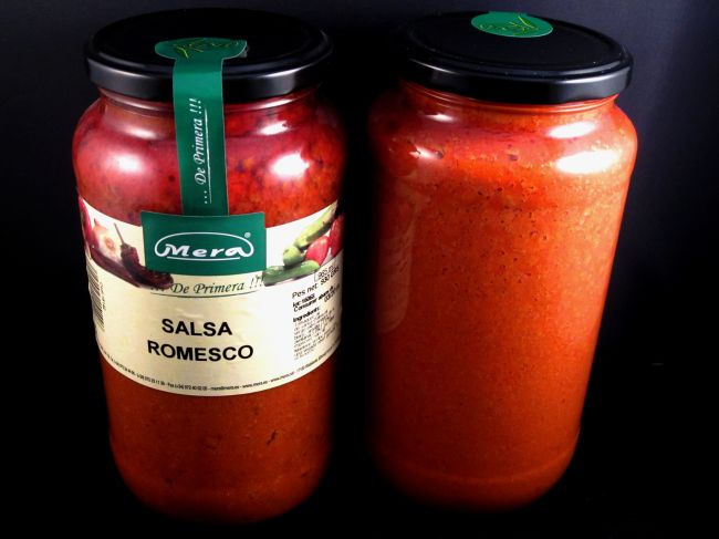 SALSA ROMESCO (965 ml) - 15142