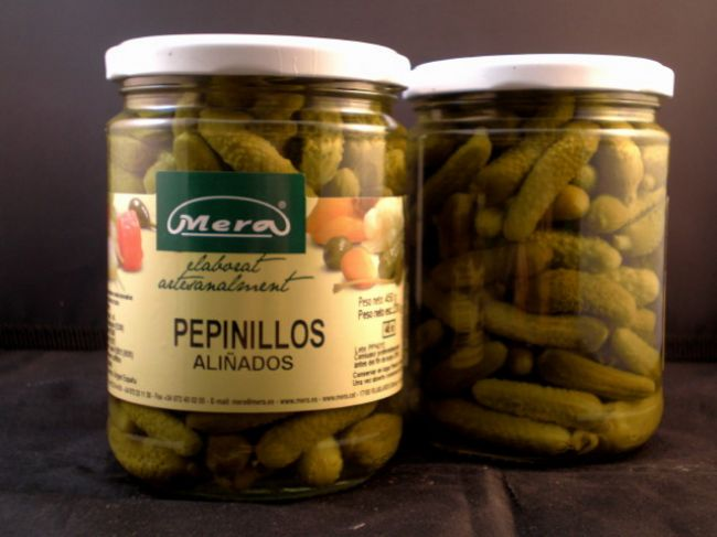 PICKLES (445 ml) - 37105