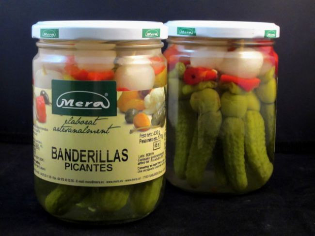 BANDERILLAS PICANTES (445 ml)