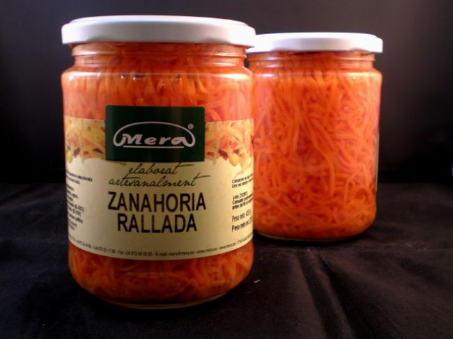CARROT GRATED (445 ml.) - 37118