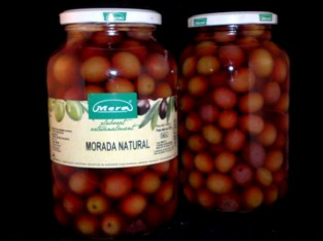ACEITUNA MORADA NATURAL (1400 ml)