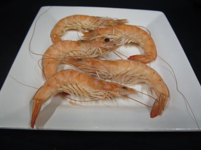 SHRIMP COOKED SALAD 40/60 FROZEN (2 kg.) - 13200