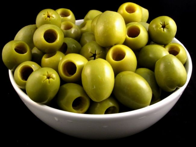PITTED GORDAL OLIVE - 03035